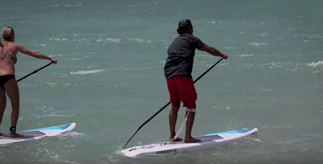 The Imagine Surf Mission Xt Demo With Dave Kalama