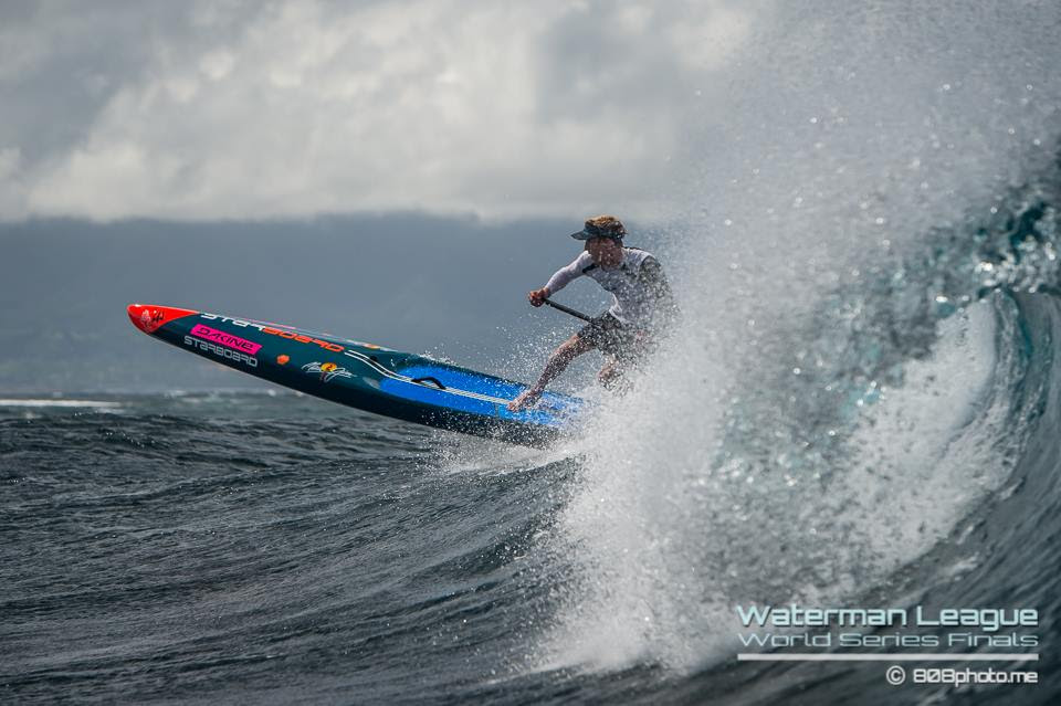 Connor Baxter secures second place overall with an impressive win in the World famous Downwind race from Maliko to Kanaha