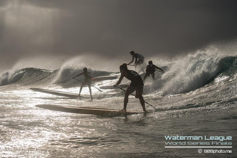 Maui provided the ultimate arena for the World Series with a perfect mix of world class downwind & spectacular surf racing