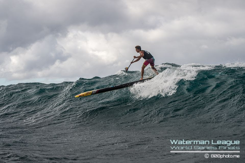 Spectacular conditions see Maui's own Kai Lenny take the overall win at the World Series Finals after a weekend of world class racing