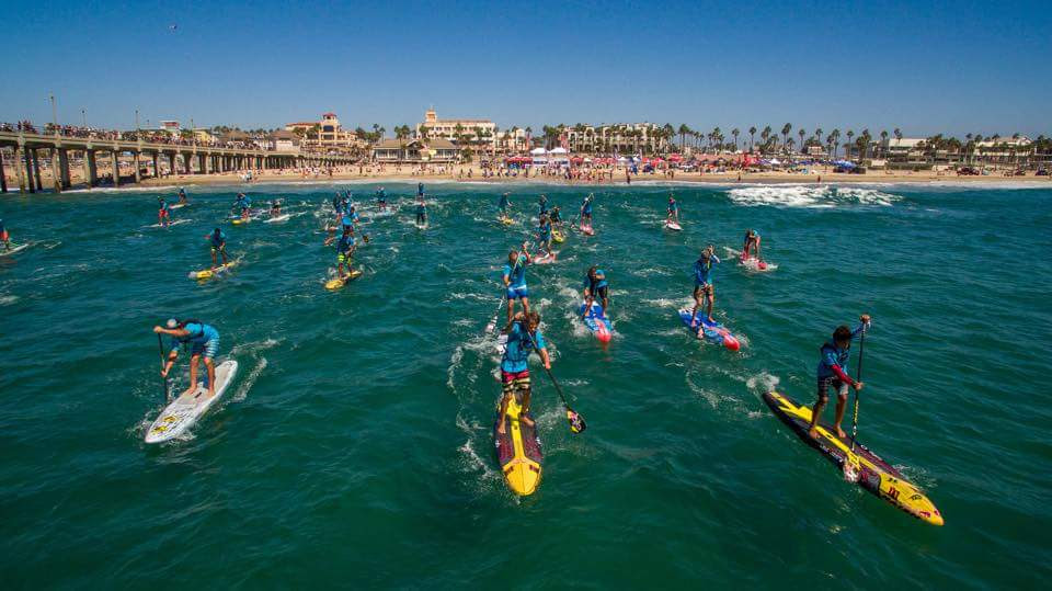 APP World Tour standup paddle racing