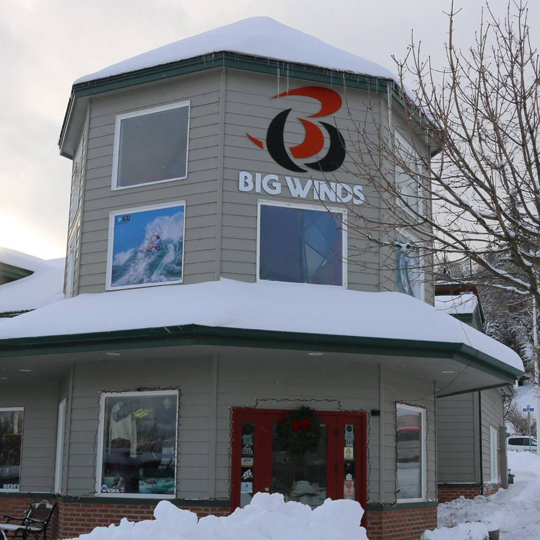 Big Winds Oregon