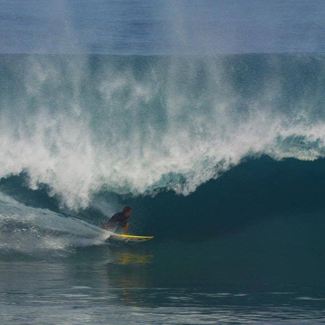 Kai Lenny Naish Backdoor shootout