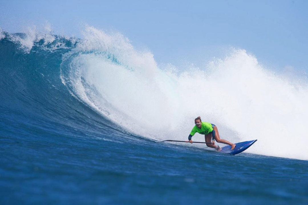 Fiona Wylde APP World Tour Sunset Beach Pro AM