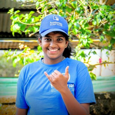 Tanvi Jagadish Carolina Cup India sup racer