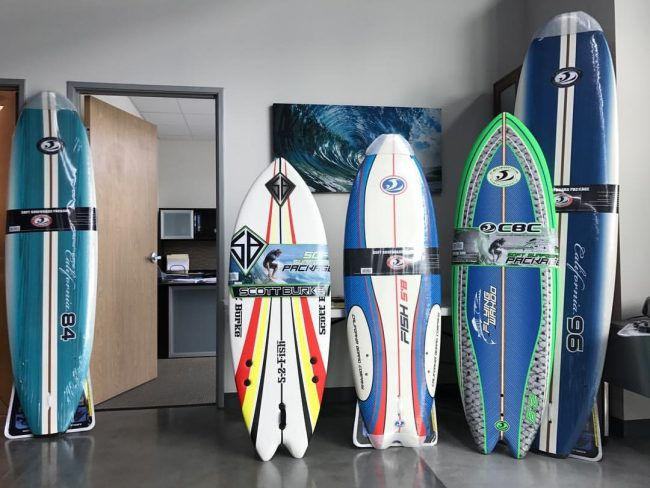 Keeper Sports California Board Co Scott Burke Boards