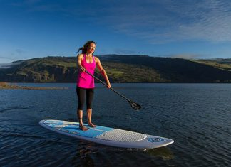 Stand Up Paddle Fitness Pioneer Nikki Gregg