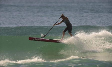 Jake Jensen joins the Fanatic International SUP team