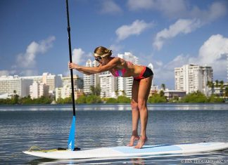 Sup Yoga Donkey Calf Raises 2