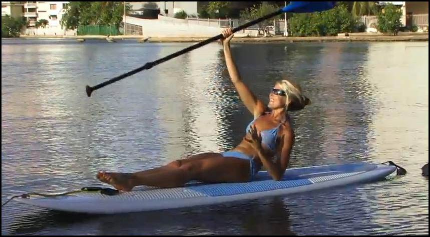 Stand Up Paddleboard Fitness   Part1: Sup Your Way To Fat Loss