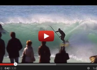 Sweet Italian Sup Surfing With Naish