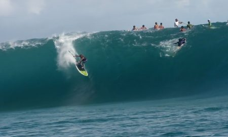 Kealii Mamala's Epic Teahupoo Backside Barrel Compilation