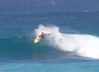 Caio Vaz starts the year off by taking victory at the 2016 World Tour Opener at Sunset Beach on a blustery final day of action
