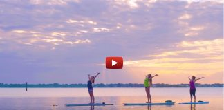 Introducing the New Bic Sup Cross Standup Paddleboard