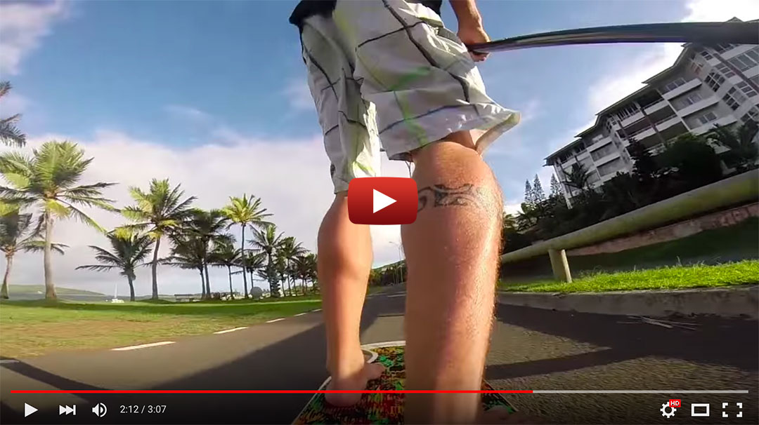 No Waves? No Problem! %22The Most Realistic Sup Experience On Land%22