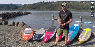 5 Sup Boards - 8 Miles Of Testing - Here Are The Results: