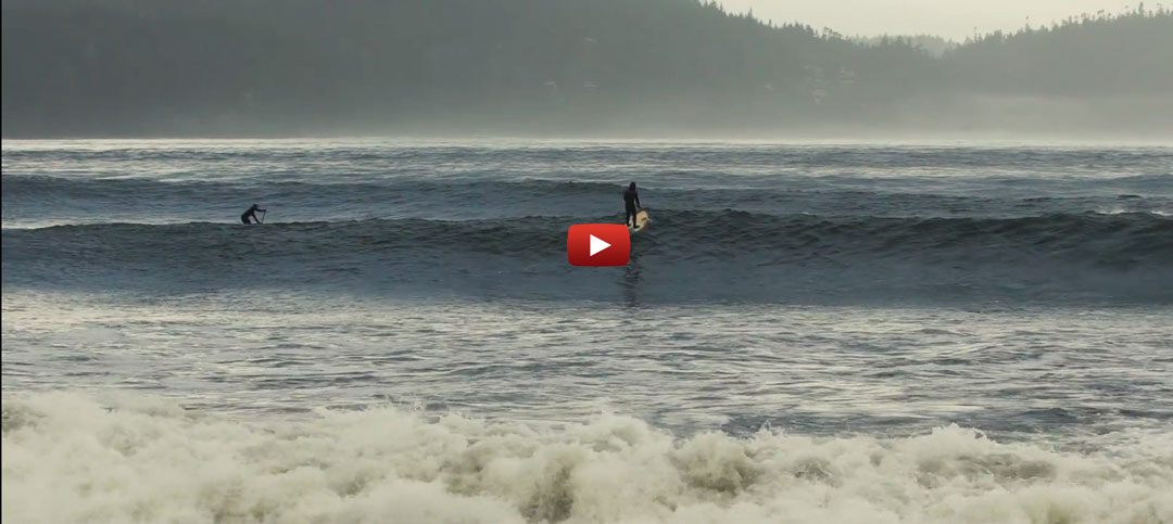 Big Wave Dreaming Vancouver Island Jake Collard On a Mission