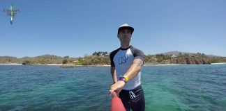 Fun Standup Paddling / Snorkeling Trip In Mexico with Imagine Surf