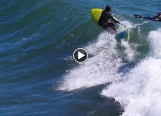 The New Werner Rip Stick Made Specifically For Sup Surfing
