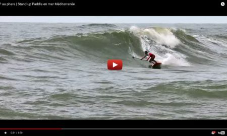 Mediterranean Sea Secret Sup Sessions in Southern France
