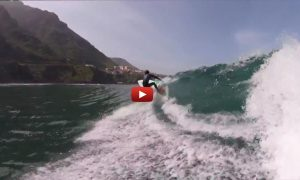 Sick Canary Islands Sup Session With Iballa Moreno and Vilayta Drs
