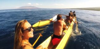 An Epic Day In The Life Of Naish Sup Team Rider Ashley Baxter