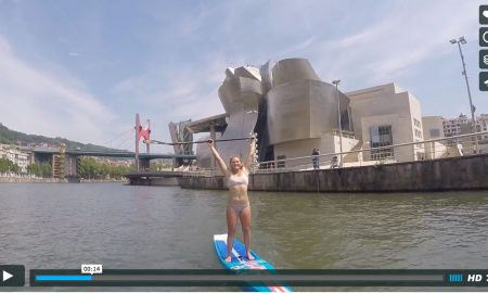 Fiona Wylde Explores the Gorgeous Landscapes of Bilbao Spain