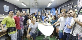 Leading SUP and windsurf brand 'Starboard' – joins Sustainable Surf's ECOBOARD Project on World Ocean Day