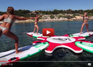 This Takes Group Sup Workouts To The Next Level!