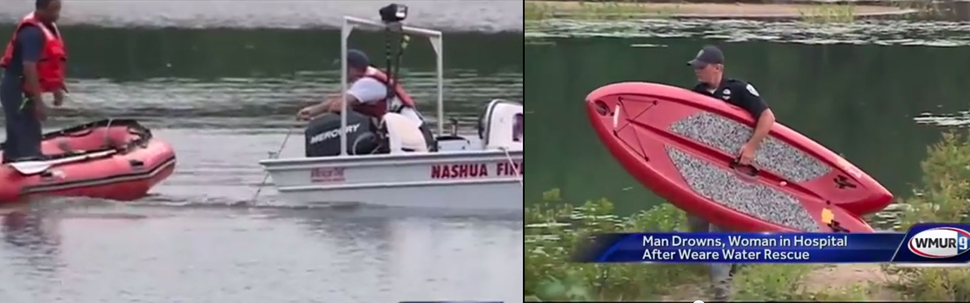 Four Stand Up Paddlers Drown In Us This Week