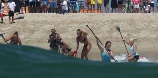 Mo Freitas Wins First Annual Quiksilver Waterman's Festival