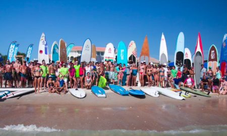 More than $1 million raised! 650 Stand Up Paddlers | The Great PV Paddle