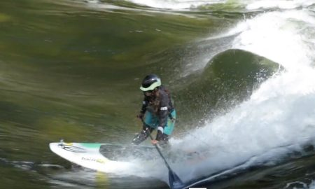 Watch Brittany Parker Take On Lunch Counter in Wyoming and Idaho's Pipeline
