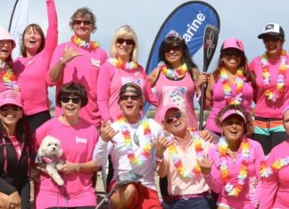 Standup for the Cure