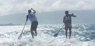 Connor Baxter Fiona Wylde Win Day 1 In Maui