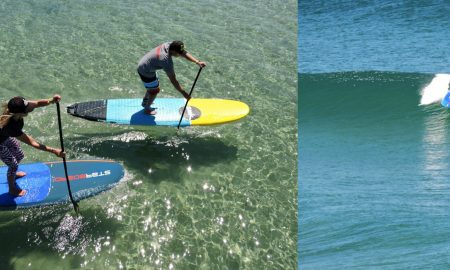 Jacksboards in Australia review the 2017 Starboard Nut 10'0