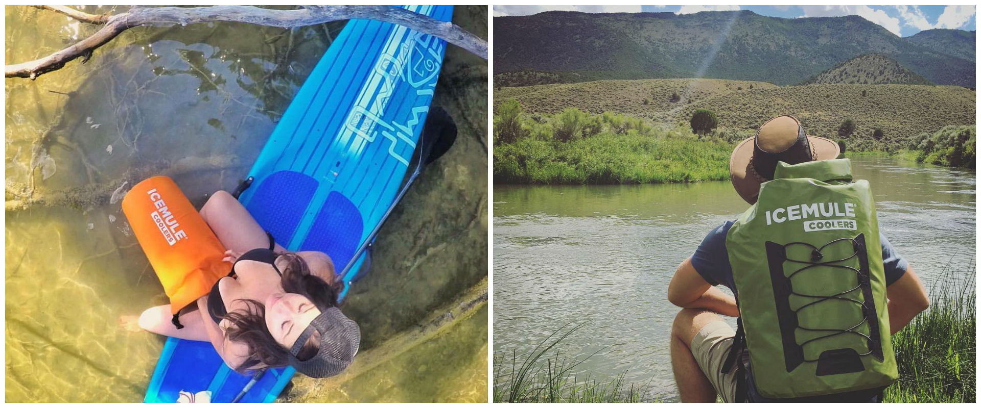 The Perfect Portable Waterproof Cooler For Standup Paddlers