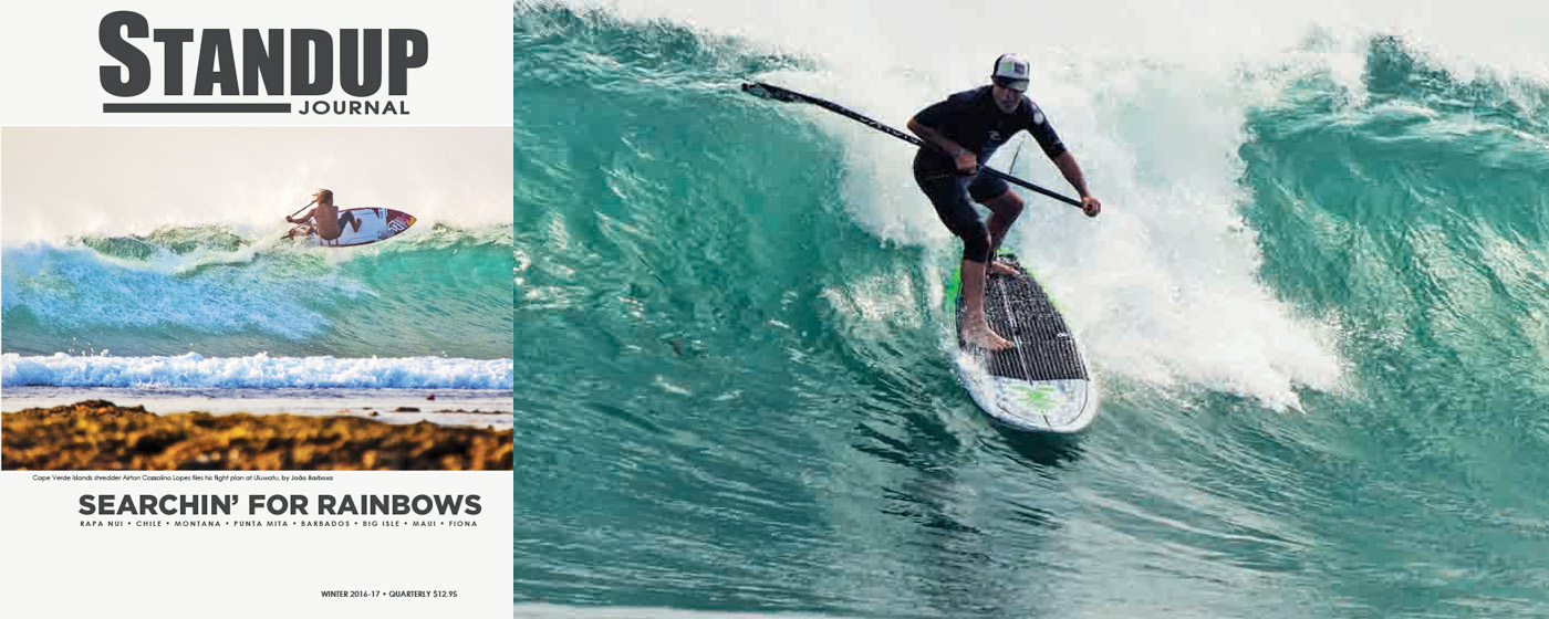 Marc Angelillo review Sup n Surf Retreat Ian Cairns Sean Poynter banner