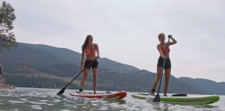 """Body Glove Dynamo 10'8"""" Inflatable Stand Up Paddleboard"""