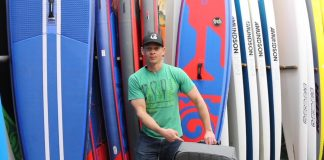 TJ Big Winds Pack your inflatable sup