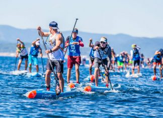 Starboard dream team Euro Tour Connor Baxter michael booth