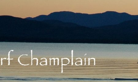 Paddlesurf Lake Champlain