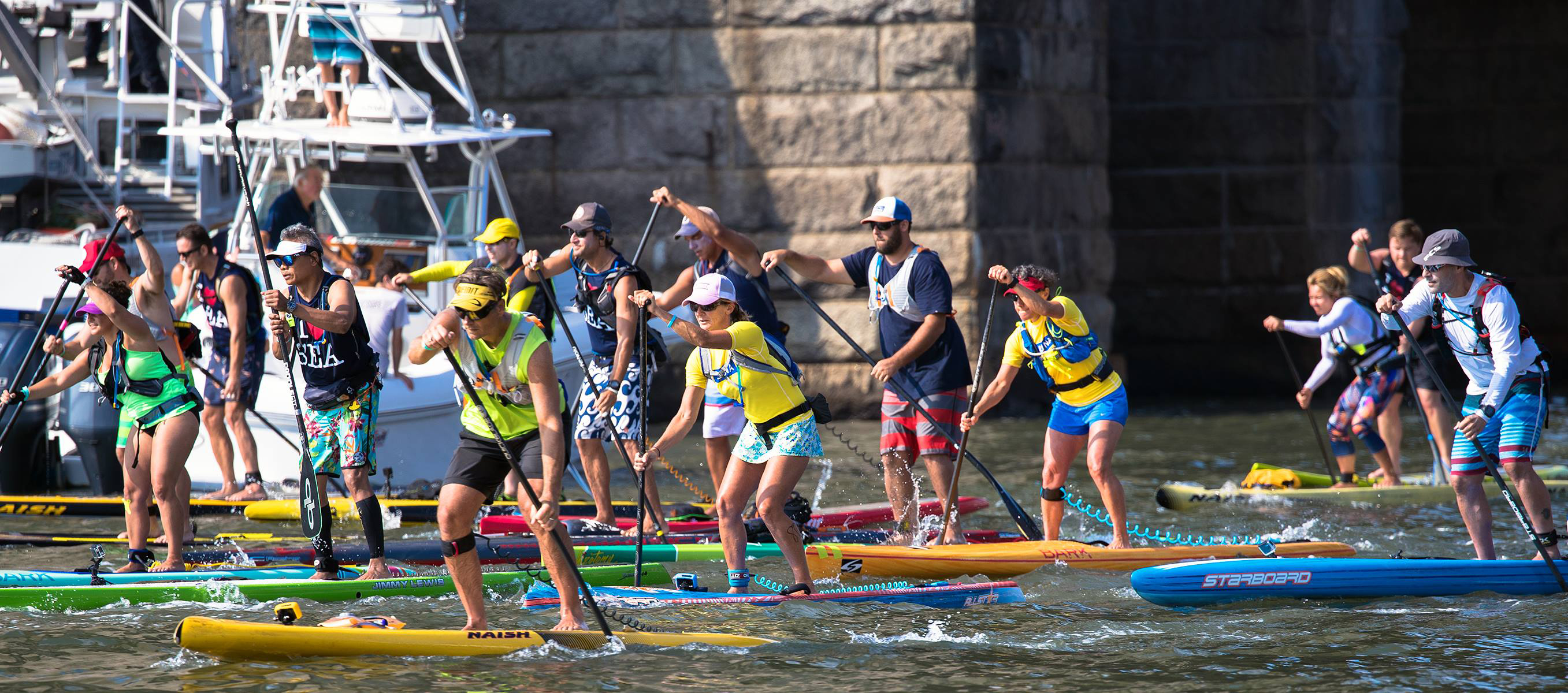 SUP Racer - The Pulse Of Stand Up Paddle Racing
