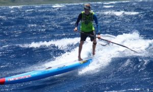 Connor Baxter Maui to Molokai banner