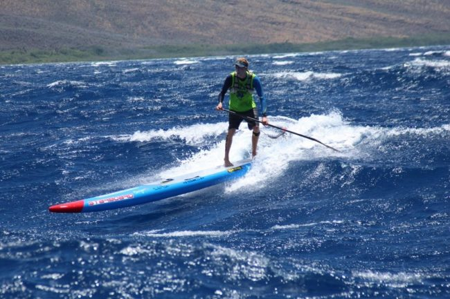 Connor Baxter Starboard Maui to Molokai M2M glide