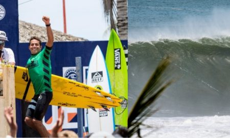 Kai Lenny WSL Big Wave interview banner