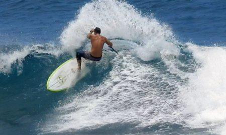 Jason Cole Paddle Barbados
