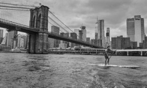 Naish Kai Lenny SEA Paddle NYC Red Bull