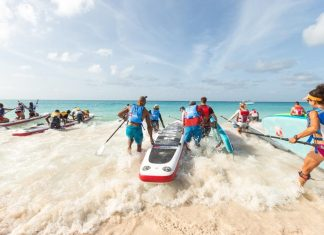 Red Paddle Co Dragon World Championships Barbados