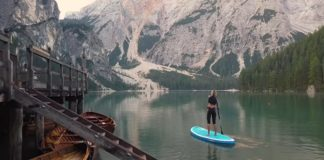 Starboard Sup Yoga Italy